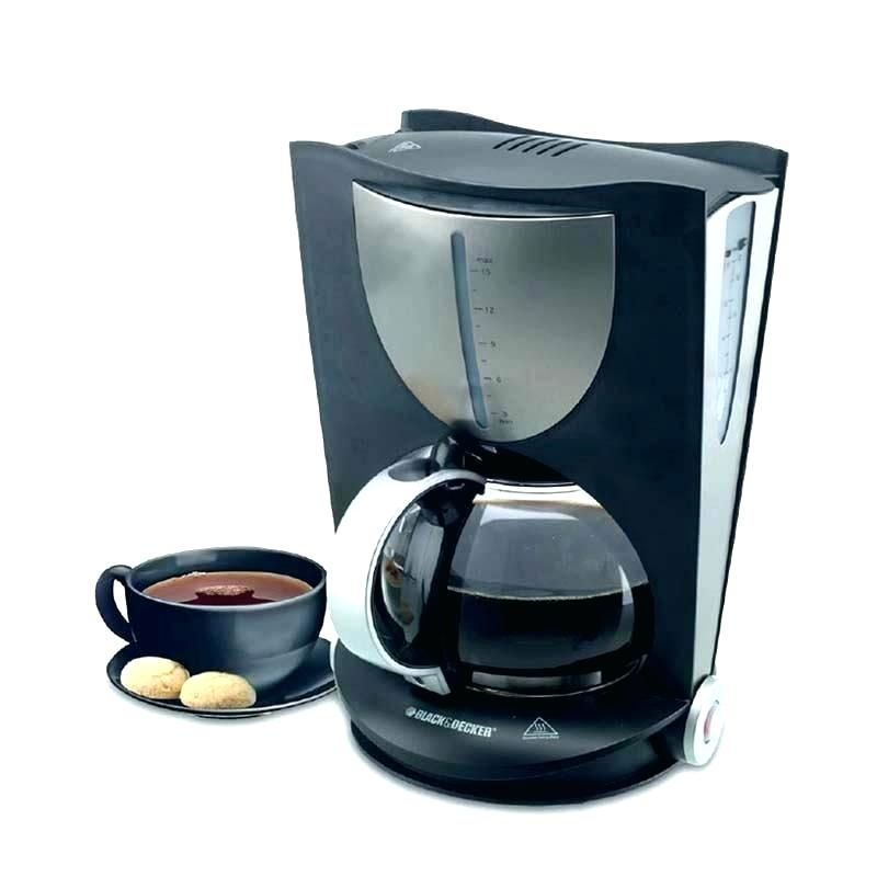 Black And Decker Coffee Machine
