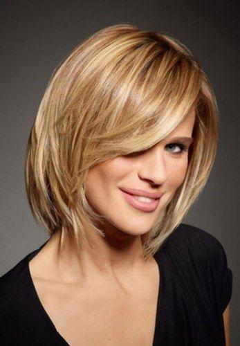 Frisuren Damen Mittellang