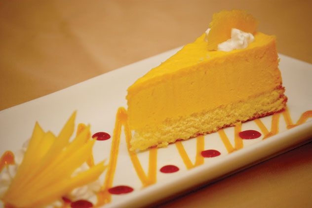 Heaven Cake Recipe In Urdu: RECIPE: A Slice Of Heaven: Mango Mousse Cake