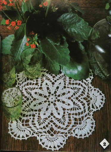 Magic crochet № 28 - Edivana - Picasa Web Albums