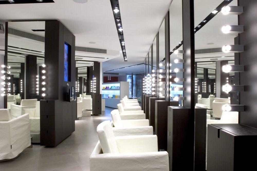 Iluminacion salon moderno awesome para with iluminacion - Iluminacion en salones ...