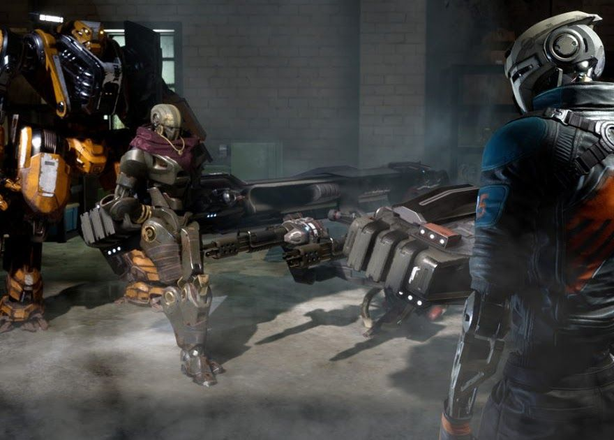 The Us Website Ign Unveiled A New Gameplay Of The Disintegration Shooter The V1 Interactive Game Was Unveiled At Gamescom 201 Interactive Game Scenes Gameplay