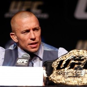 UFC's GSP Reveals How OCD Made Him A Better Fighter