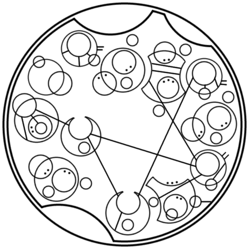 of course i m okay i m always okay i m the king of okay written I'm Ready of course i m okay i m always okay i m the king of okay written in circular gallifreyan requested by gotta love eleven
