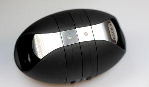 X-Mini II Capsule Speaker, Stereo  Zo klein als een pingpongbal, maar met maximaal geluid: De stereovariant X-mini MAX II Capsule Speaker heeft alle kenmerken die het merk zo superieur maken: het ingebouwde harmonicasysteem, de BuddyJack-aansluiting, de lange speelduur en natuurlijk de gunstige prijs-kwaliteitverhouding. Dubbel geluid, dubbel plezier! De X-mini is niet alleen aan te sluiten op je mp3-speler, maar ook op je mobiele telefoon, je laptop, pc, Nintendo DS, Playstation enzovoorts.