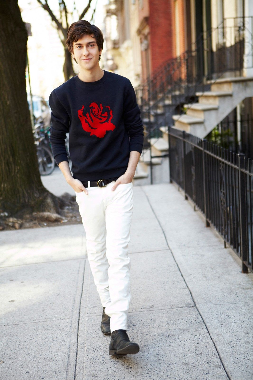 Nat Wolff Pictures And Interview - Male Fashion | Actores