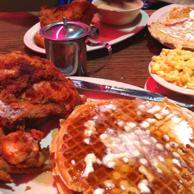 Roscoes Chicken And Waffles Food Pinterest Waffles Chicken