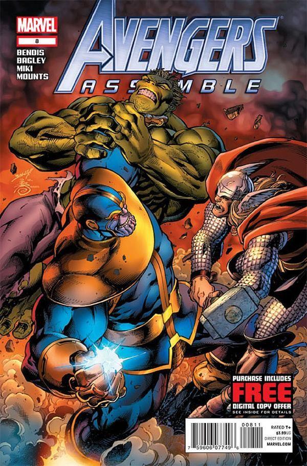 Avengers A 008