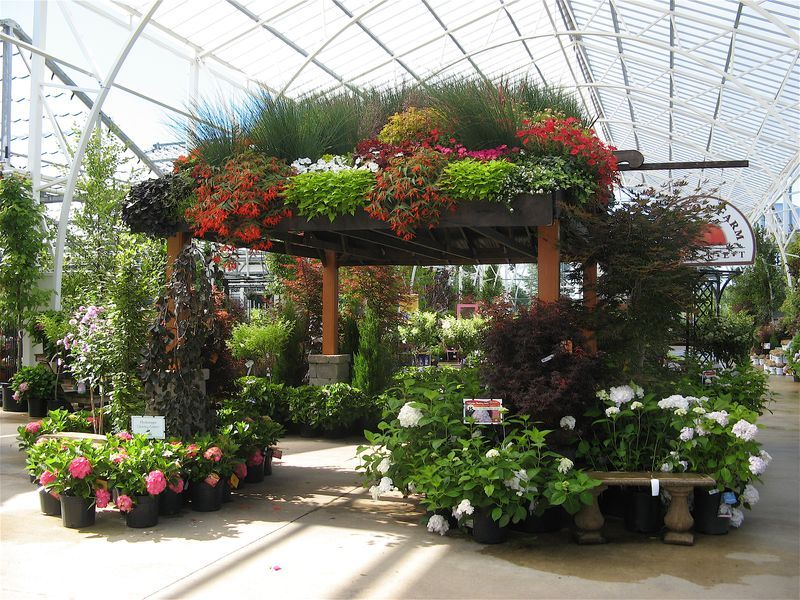 garden center merchandising display ideas the abundant