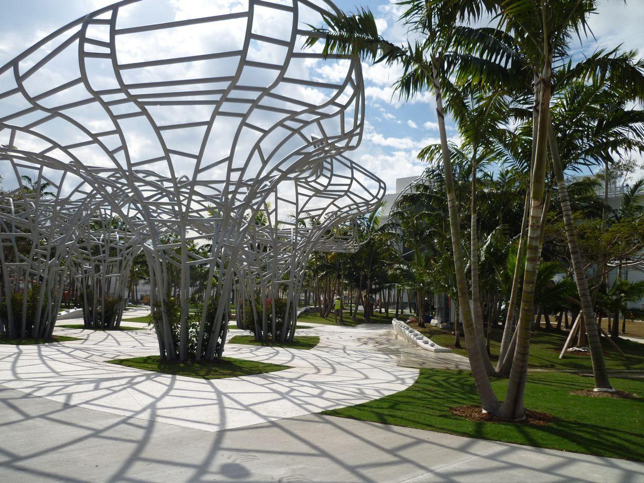 Miami Beach Soundscape West 8 Urban Design Google