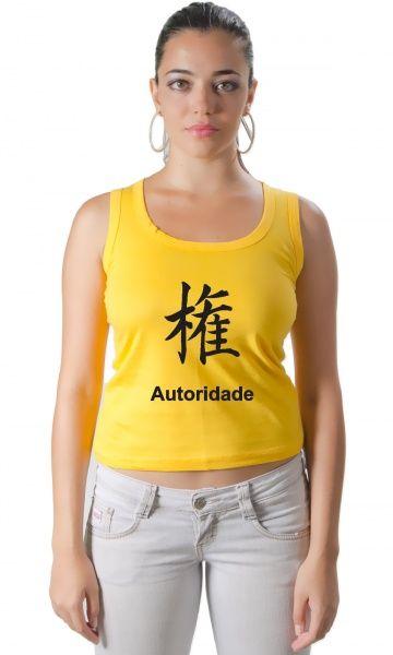 Camiseta Autoridade - Reis Online Camisetas Personalizadas