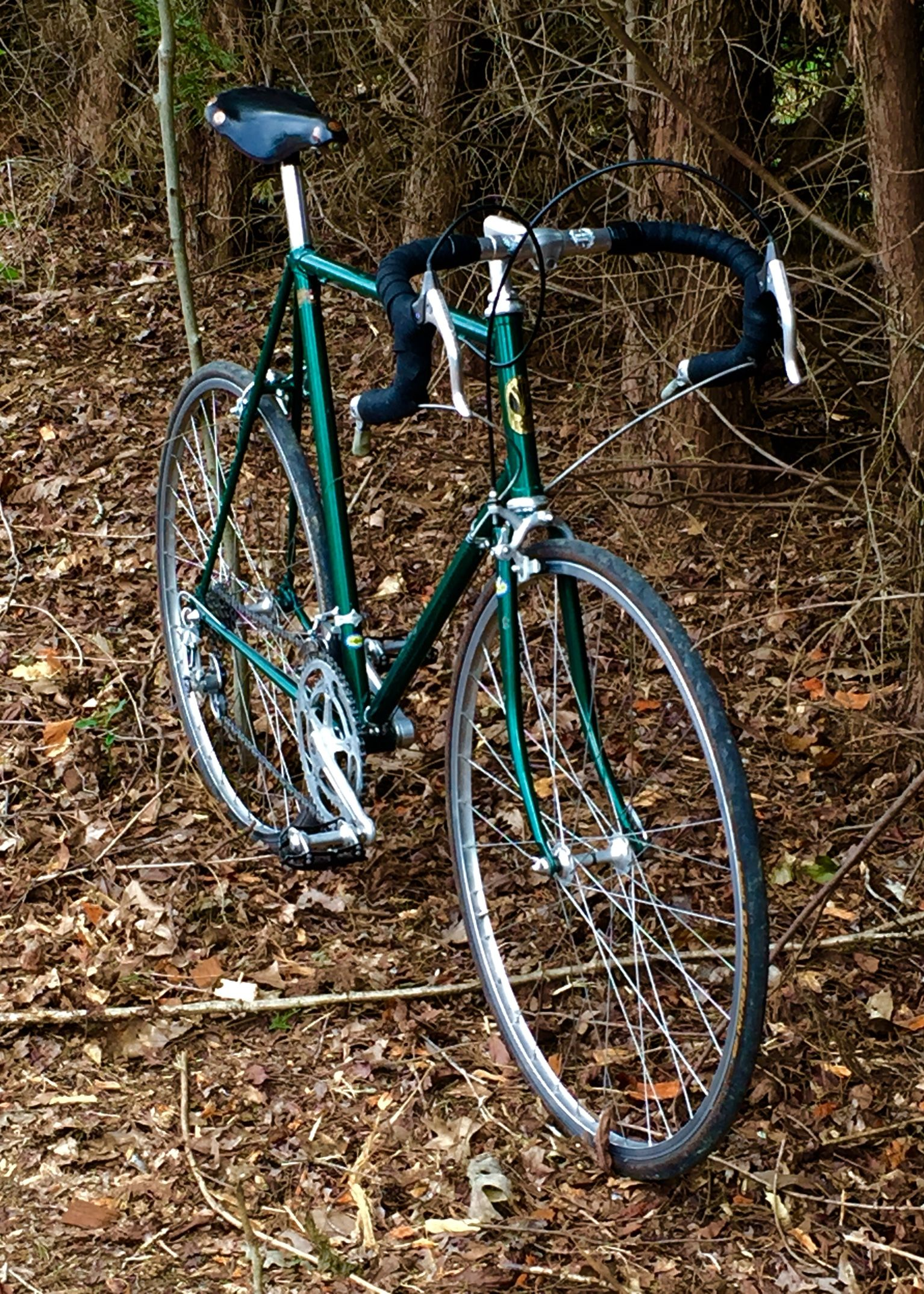 This is the very first Trek tx900 ever made  Serial number