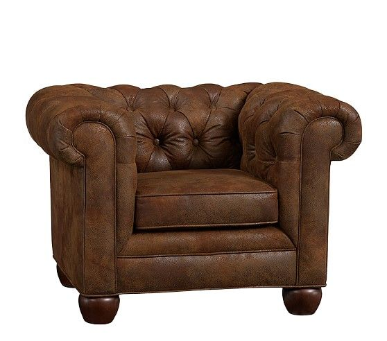 Chesterfield Mini Chair