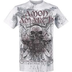 Photo of Amon Amarth Bartschädel T-Shirt