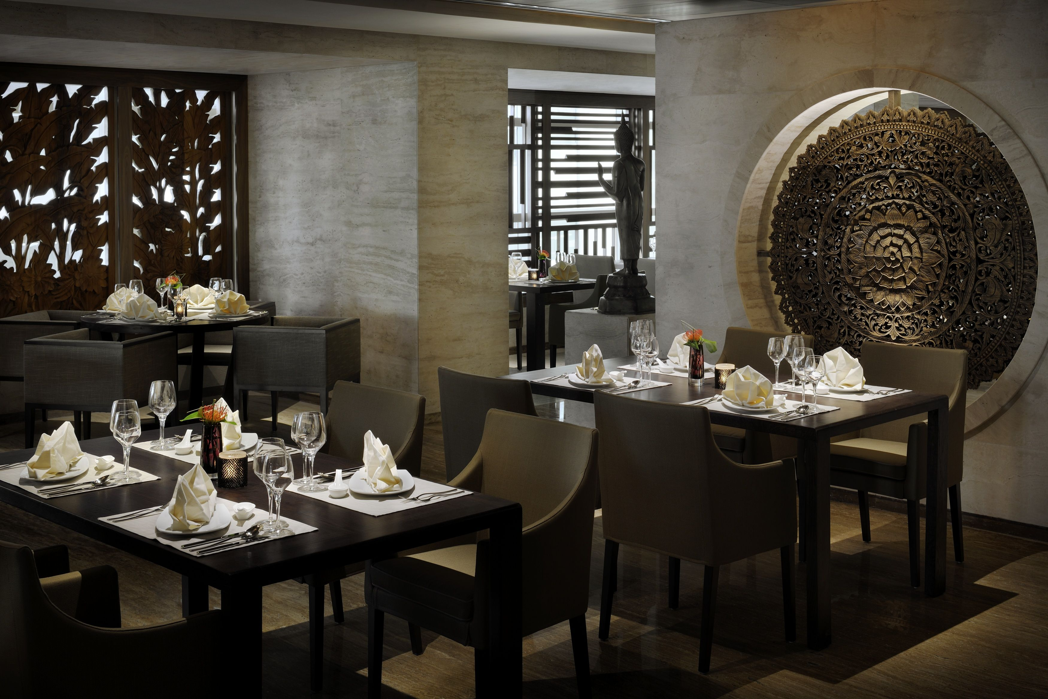Indo Thai Restaurant  Restaurants Designeddlg  Pinterest Stunning Park Hyatt Sydney Dining Room Design Inspiration