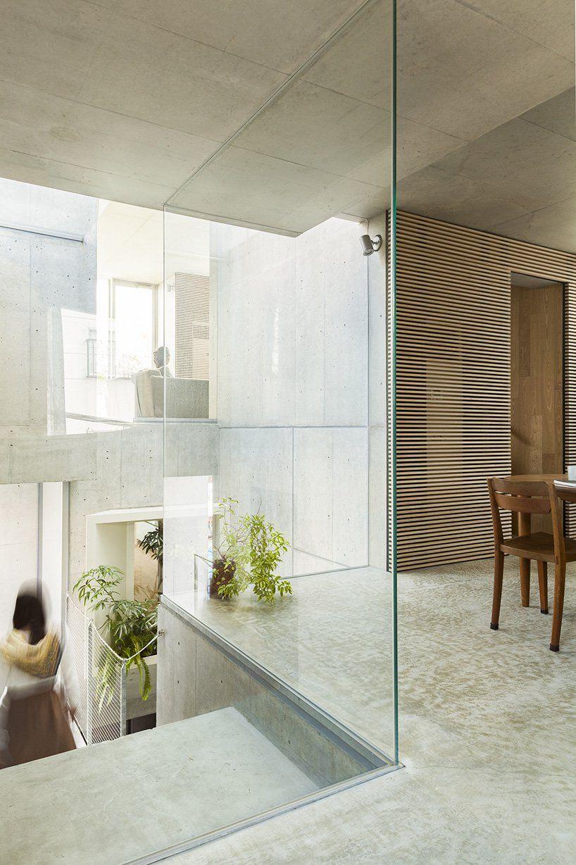 Akihisa Hirata Completes Tree Ness House In Tokyo 03