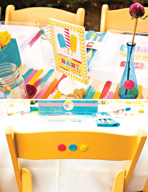 About To Pop Popsicle Baby Shower Theme Summer Baby Shower