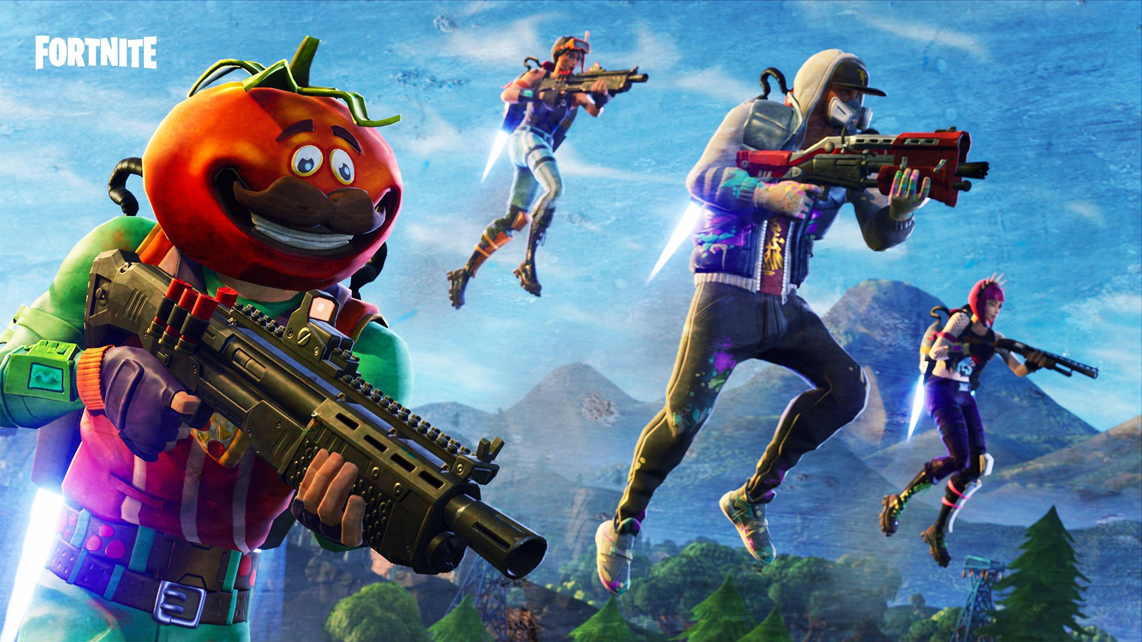 Fortnite Fortnite Playstation Xbox One