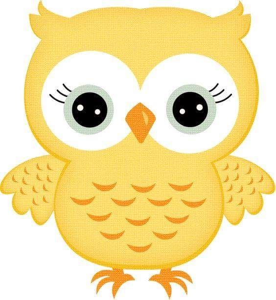 23 Free Fall Coloring Pages Images ... | Owl clip art, Owl ...