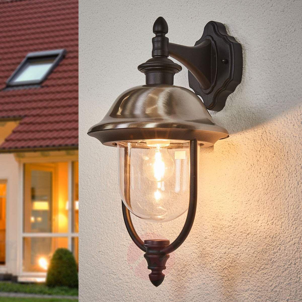 Zewnętrzna Lampa ścienna Parma Lampy Wiszące Zewnętrzne In