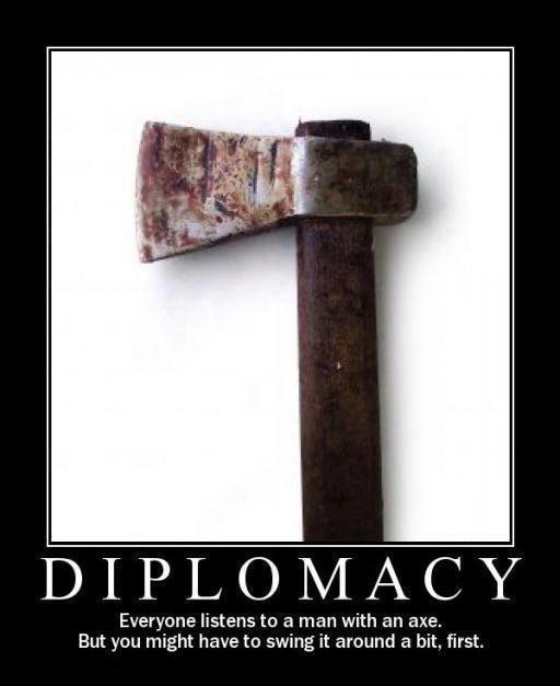 Celtic and Viking Diplomacy