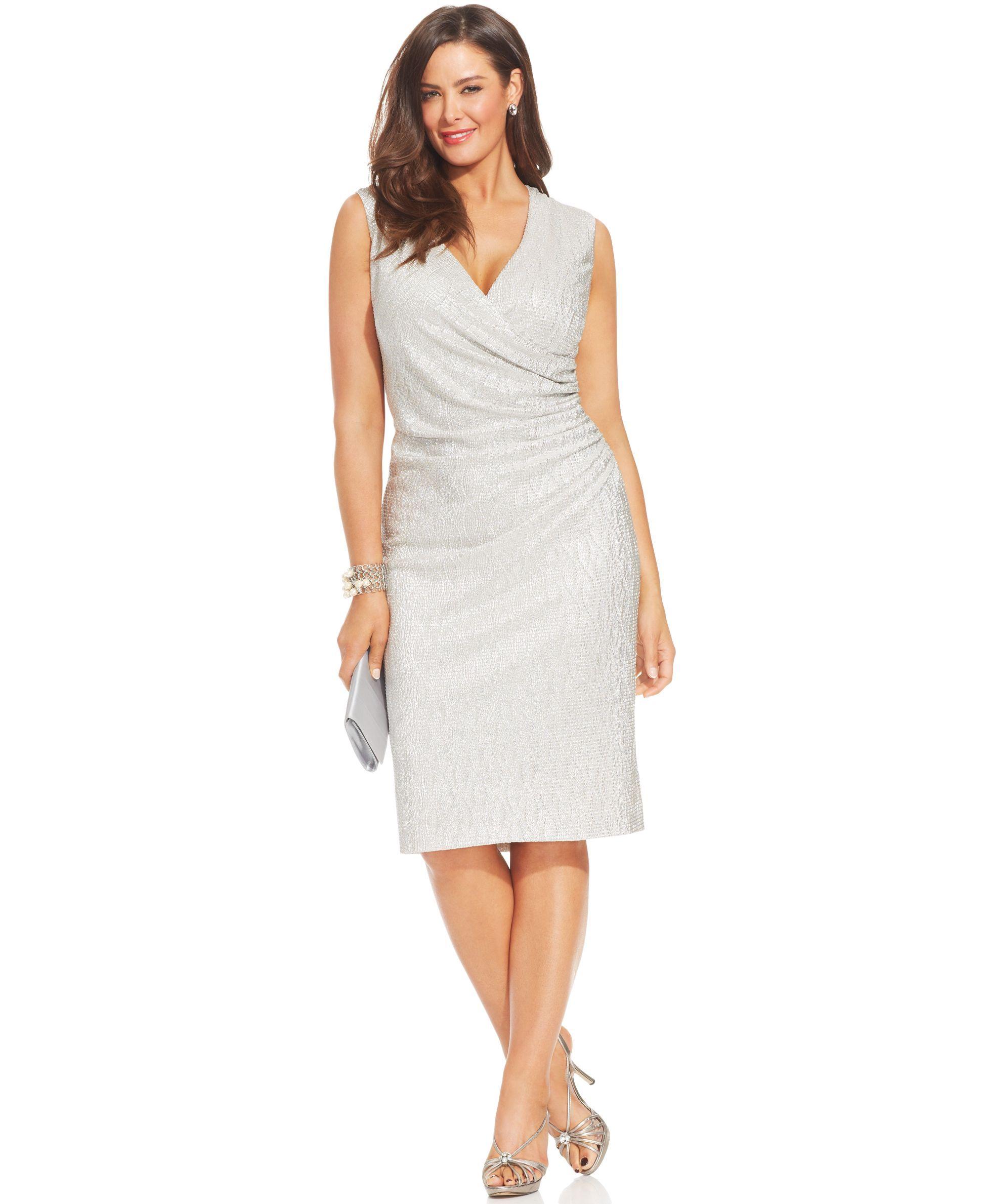 Vestidos plus size online baratos