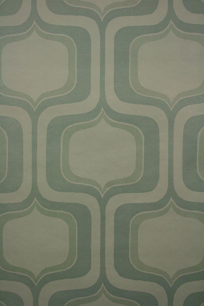 retro tapet 814 vintage retro tapet 70′erne geometrisk mønster – 1 | April 11  retro tapet
