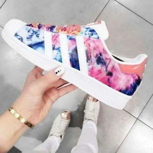 43b502935f3 Resultado de imagen para Custom Adidas Superstar for men and women ...