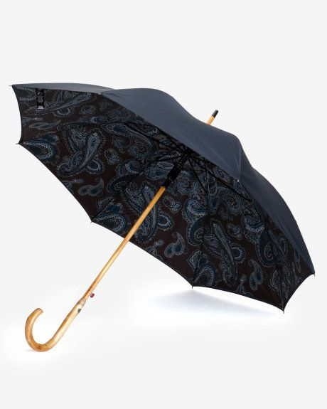 7b81ebd7d Printed umbrella - Navy   Gifts for Him   Ted Baker   My Men's Style ...
