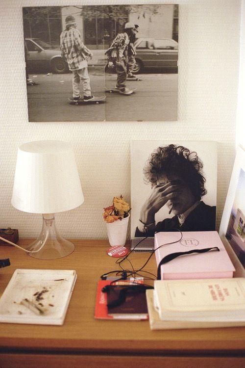 Simon Cahn's apartment in Paris
