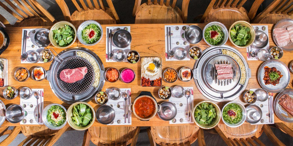 True Fans Of Korean Bbq Know There S Only One Place To Eat It In New York City
