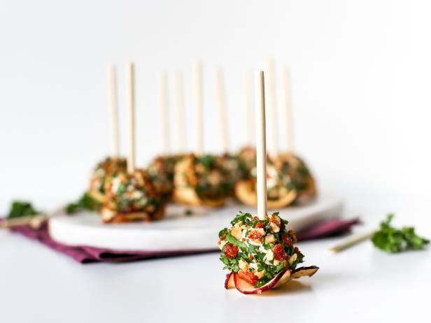 7 easy no cook toothpick appetizers food network toothpick 7 easy no cook toothpick appetizers food network forumfinder Gallery