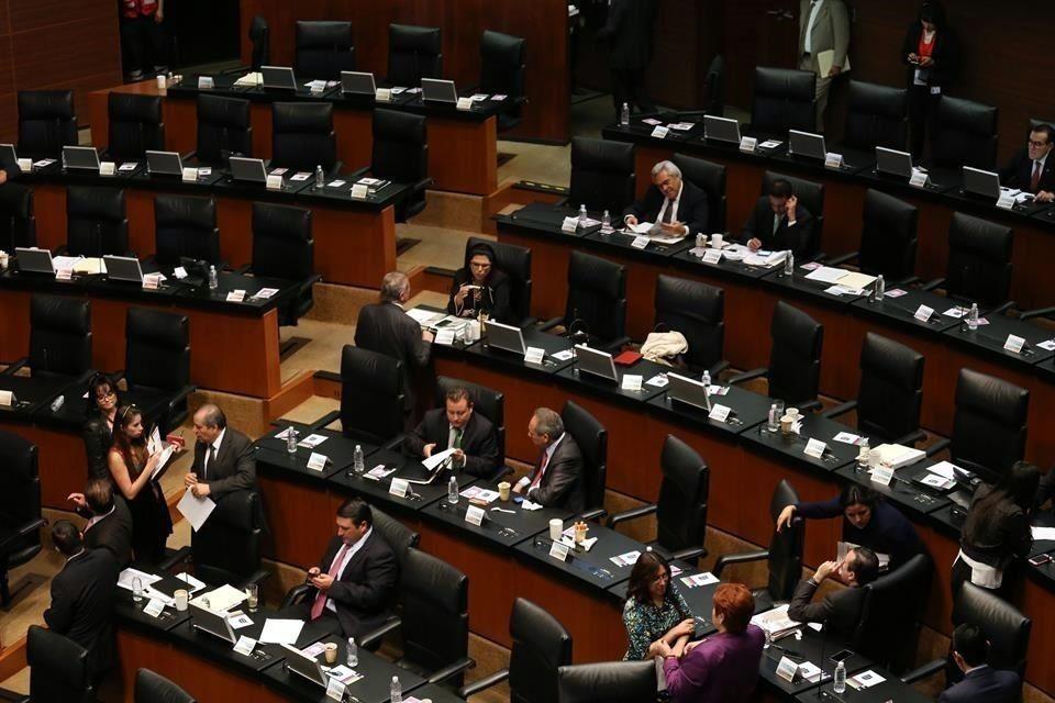 Se clavan en el Senado 440 mdp en 2014   El Puntero