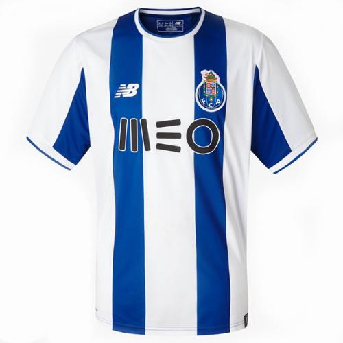 54bf2a71b 17-18 Porto Home Soccer Jersey Shirt