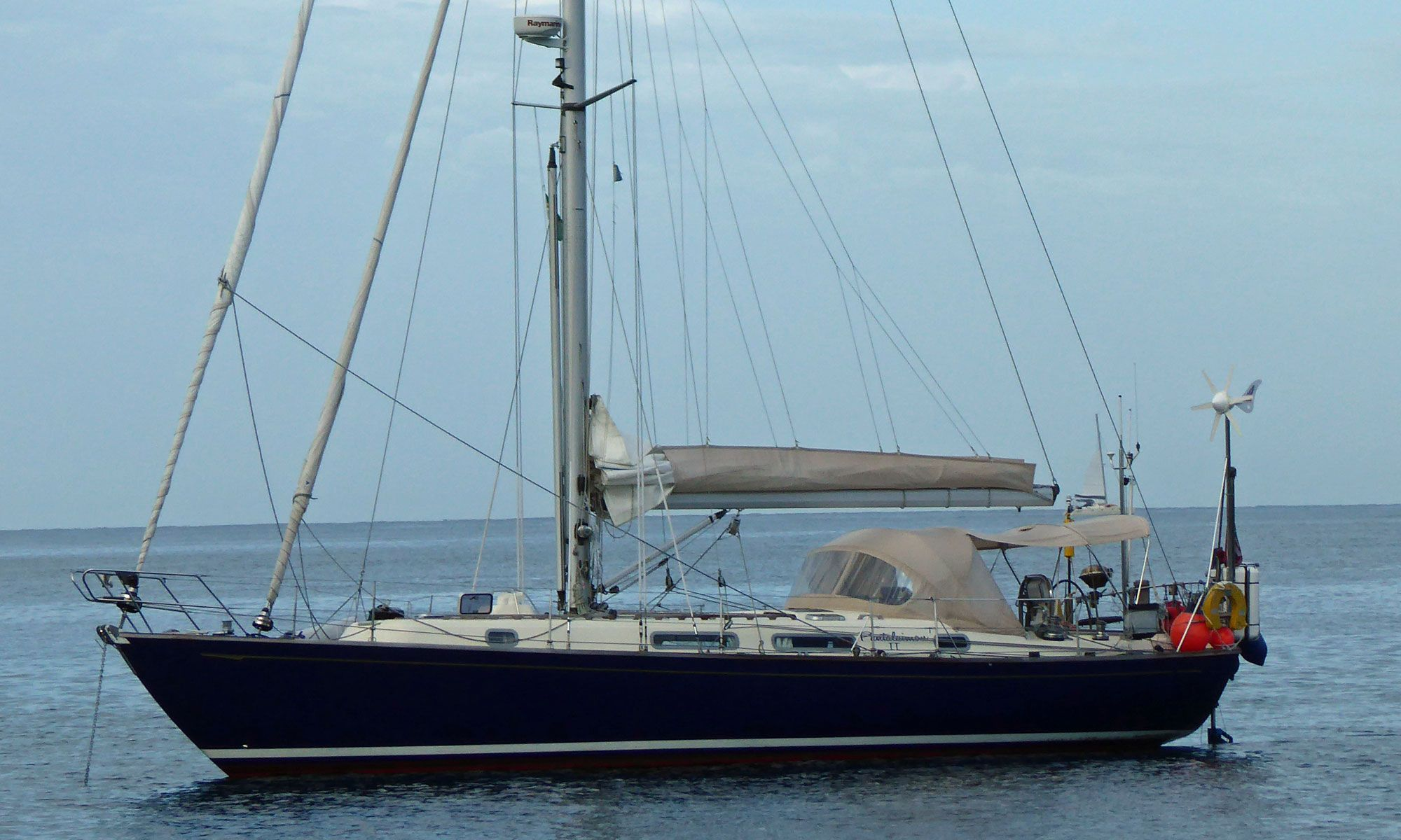 Why Blue Water Sailboats are the Ultimate in Offshore Cruising