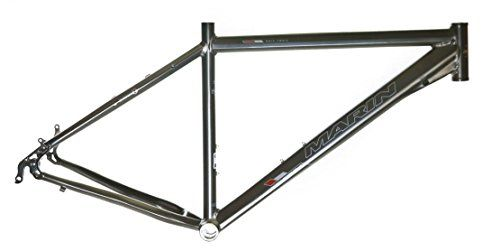 20 Marin 26 Nail Trail 3x Butted Alloy Hardtail MTB Bike Frame Disc ...