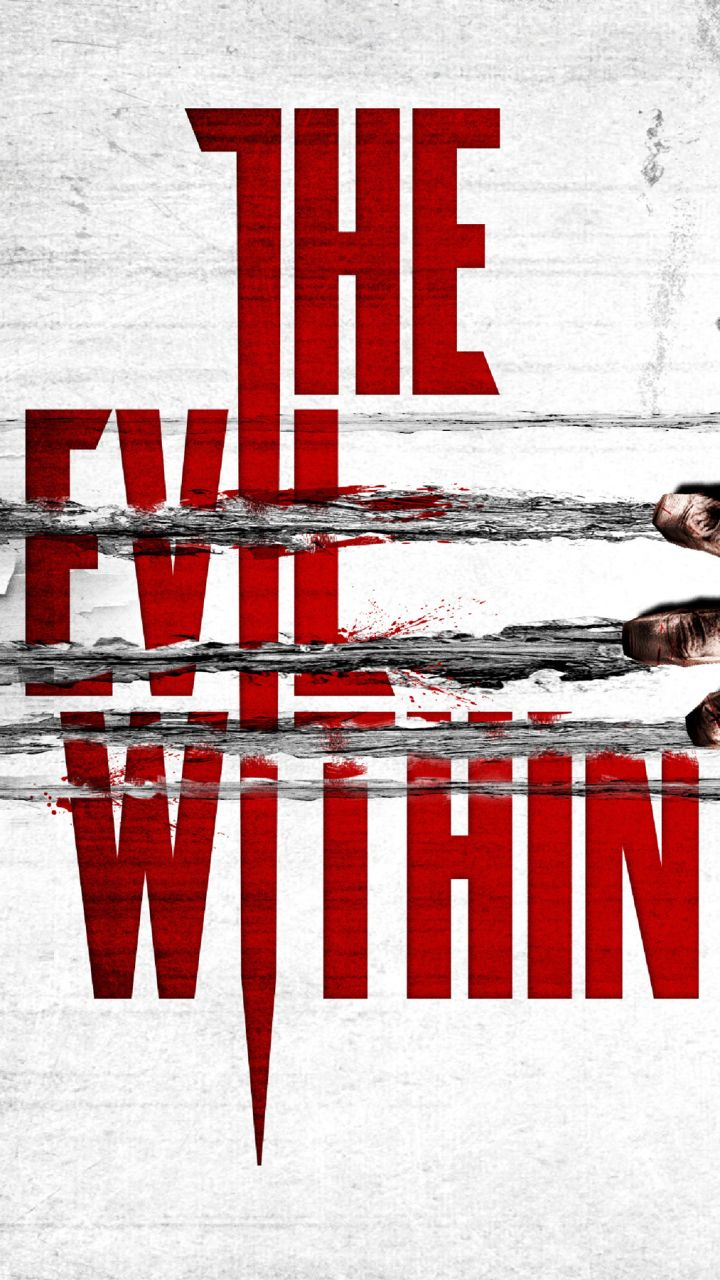 The Evil Within Scary Face HD Desktop Wallpaper Widescreen