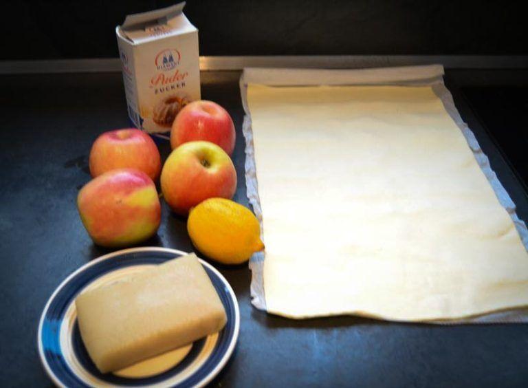 Apfelrosen Muffins Apfelrose kinderleicht gebacken #apfelrosenmuffins Apfelrosen Muffins Apfelrose kinderleicht gebacken - Kochen aus Liebe - Food Blog #blätterteigrosenmitapfel