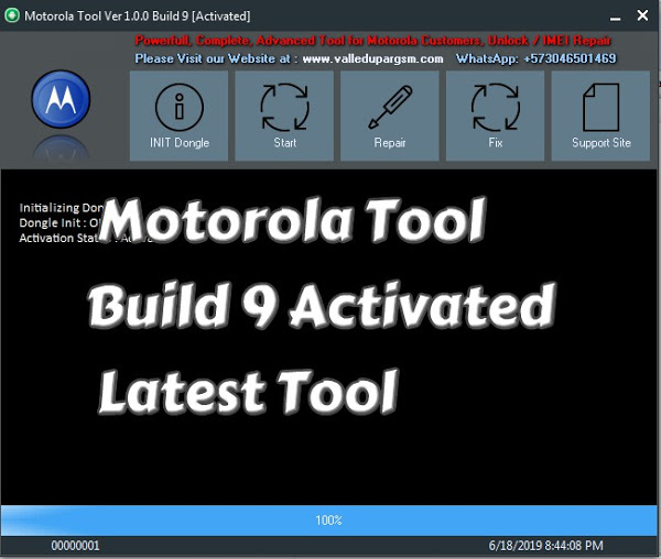 Motorola Tool Ver 1 0 0 Build 9 Activated Latest Tool | Places to