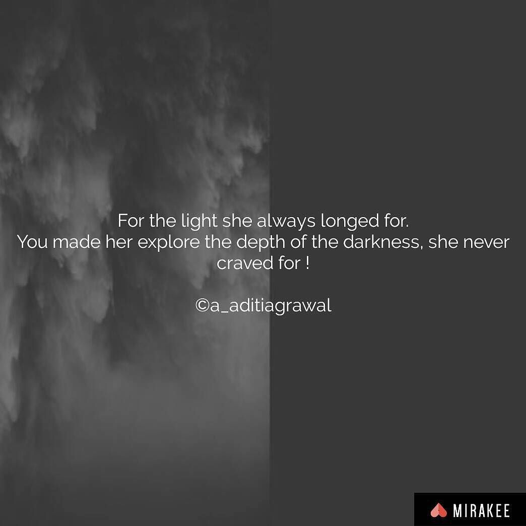 Writers Quotes By A_Aditiagrawal On Mirakeeapp Poems Poetry Quote Quotes