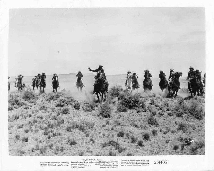 Fort Yuma - 1955 - Lesley Selander