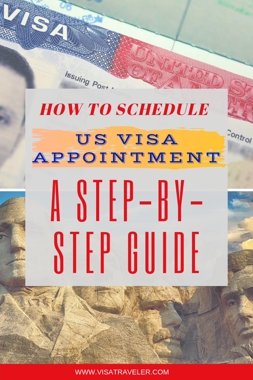 How to schedule US visa appointment A stepbystep guide