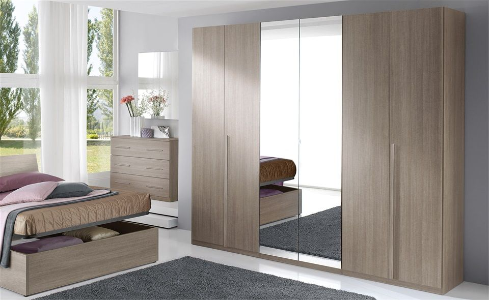 Armadio 8 Ante Scorrevoli Mondo Convenienza.Armadi Eleonora Battente Mondo Convenienza Bedroom Decor