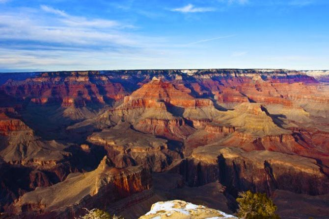 Parque Nacional do Grand Canyon, Arizona