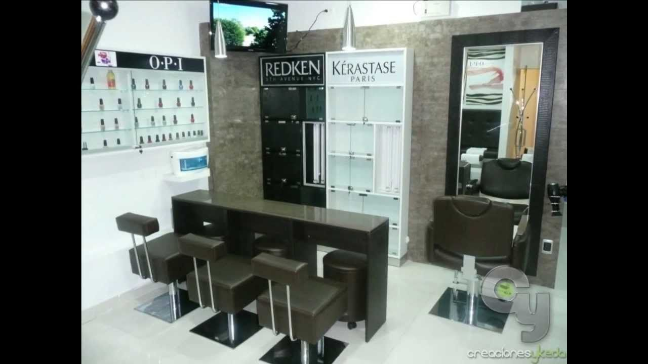 Beauty salon equipment muebles y dise o de est ticas for Muebles de estetica