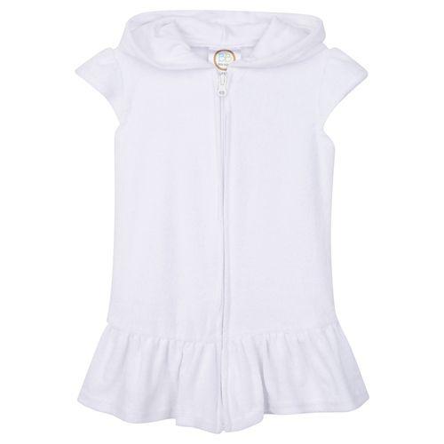 06e550a4e5c84 Blank Girl s Terry Cloth Swim Cover Up Dress