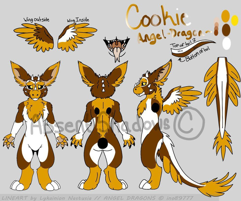 Cookie The Dutch Angel Dragon Disney Characters Creatures Character