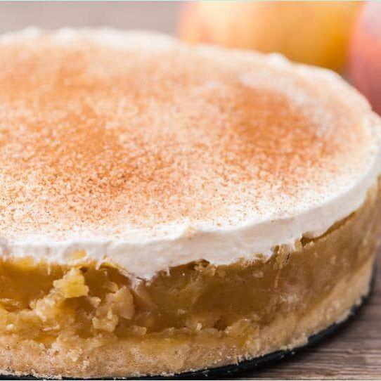Apfel Sahne Torte Mit Pudding Rezept Backrezepte Backen Und Kuchen Rezepte