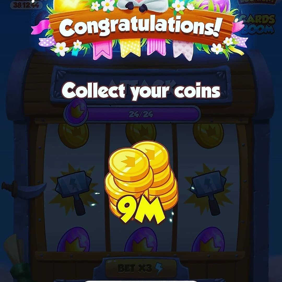 Coin master free coins coin master free spins link free