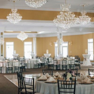 Mississippi Wedding with Antique Details: The Reception at the Oak Crest Mansion Inn